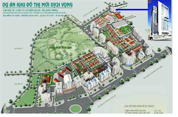 Khu đô thị Dịch Vọng